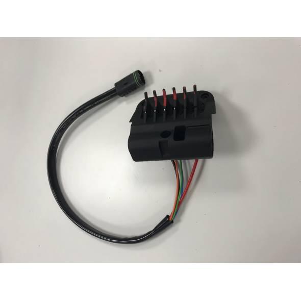 Embase 2 pour batterie E-ASPECT/E-SILENCE