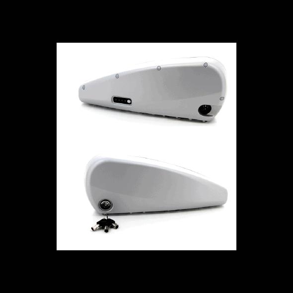Batterie BMZUR-V4 36V 14.25 Ah Argent _tiquette FXX