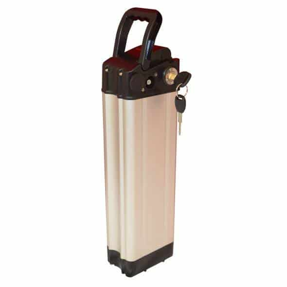 Batterie HILLTECKS 24V 10Ah Gris/Noir