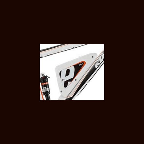 Batterie KTM BION X48V 6,6 Ah Blanche DT L