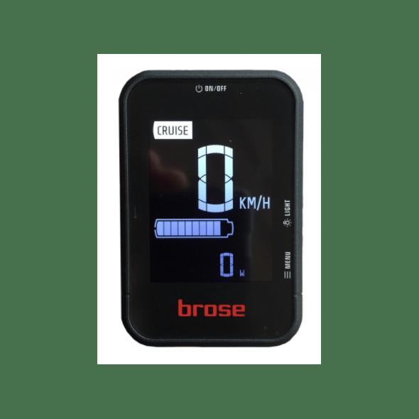 Display MARQUARDT LCD Siglé Brose 2016