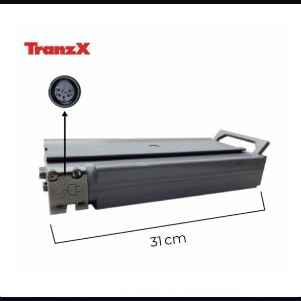 Batterie TRANZX BL03 36V 11 Ah Grise