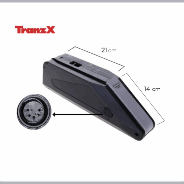 Batterie TRANZX BL09 36V 6,6Ah Noir