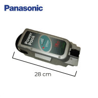 Batterie DOCTIBIKE Compatible PANASONIC 25,2v 18ah