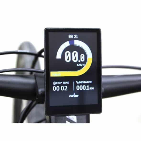 "Display BMZ DS103 3,5"" TFT + Télécommande"