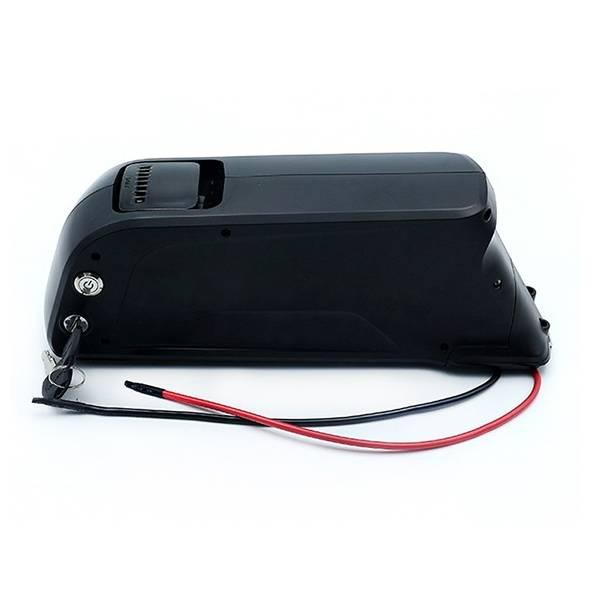 Batterie ATLAS 48V 10Ah avec port USB casing noir