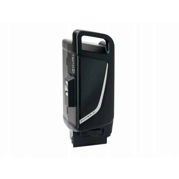 Batterie Panasonic Next-Generation 36V 12Ah tube de selle noir