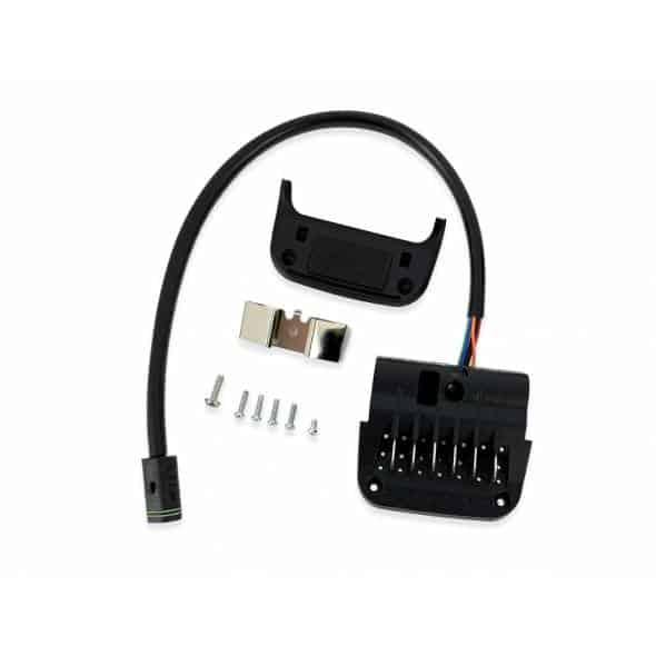 Kit de montage pour batterie UR-V7 sans Nuvinci Noir mat