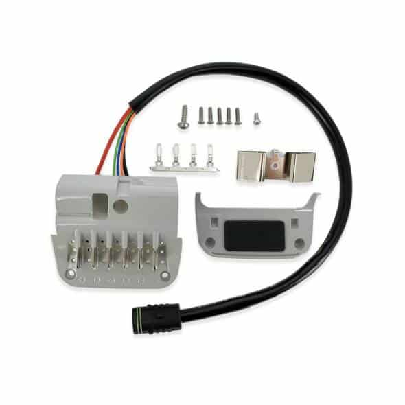 Kit de montage pour batterie UR-V7 sans Nuvinci Gris brillant
