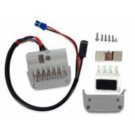 Kit de montage pour batterie UR-V7 avec Nuvinci Gris brillant