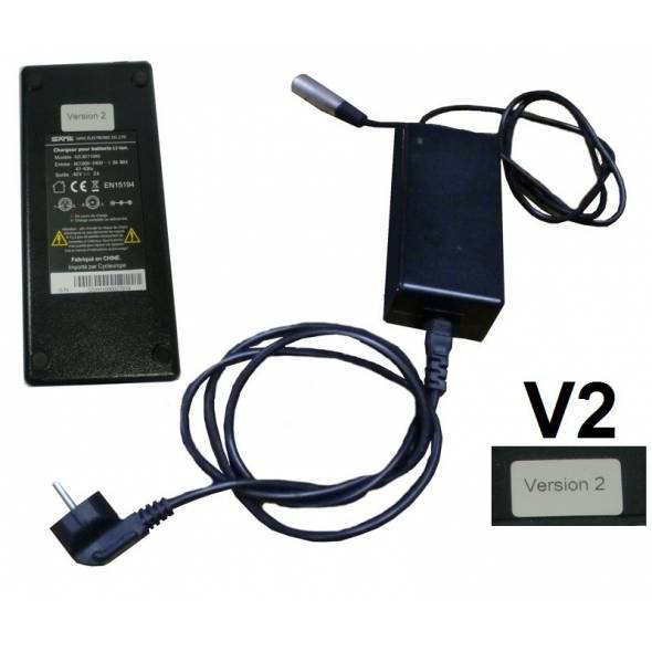 Chargeur 36V Phylion Version 2