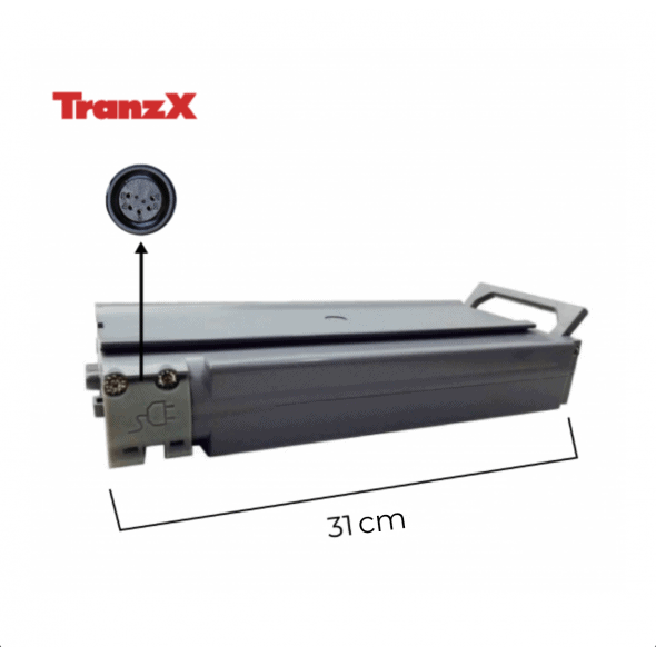 Batterie TranzX BL03 24V11Ah Grise (EBBE)