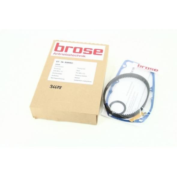 Kit d'entretien de Moteur BROSE (courroie, etc)