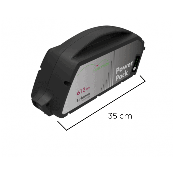 Batterie Compatible BOSCH PowerPack 612Wh Cadre