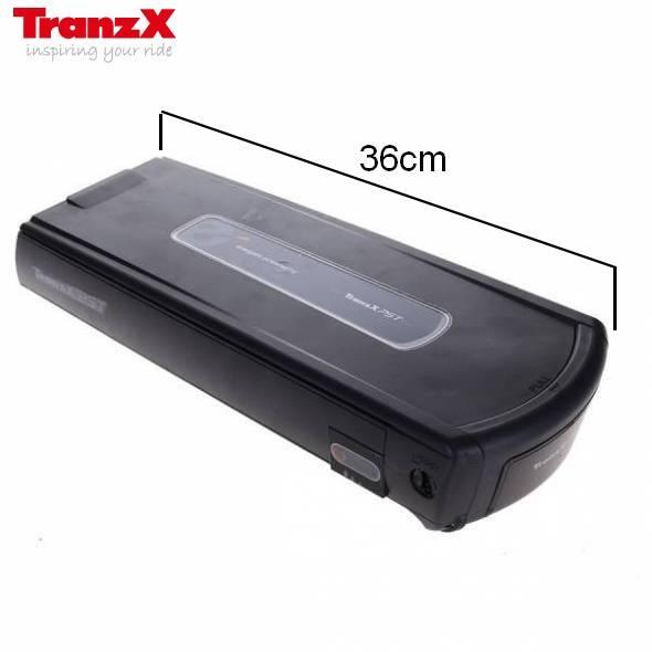 Batterie TRANZX BL-07 36V 11 Ah Noir