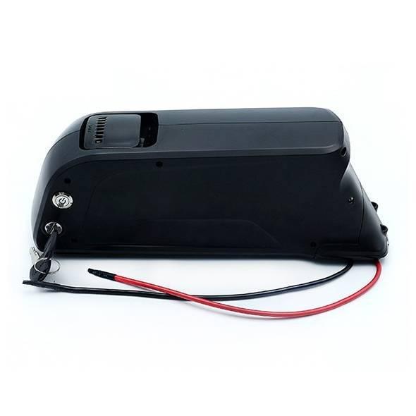 Batterie ATLAS 36V 10Ah avec port USB casing noir
