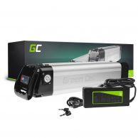 Batterie Silverfish Green Cell Pedelec 24V 10.4Ah