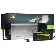 Batterie Porte-bagages Green Cell 36V 12Ah