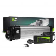 Batterie Silverfish Green Cell 36V 8.8Ah