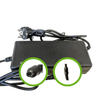 Chargeur Lithium Ion 24V2A - Embout JACK