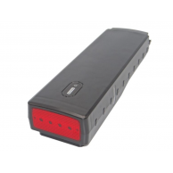 Batterie compatible Yamaha 36V 11A porte-bagages