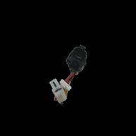 Connectique moteur - Batterie Brose Alu