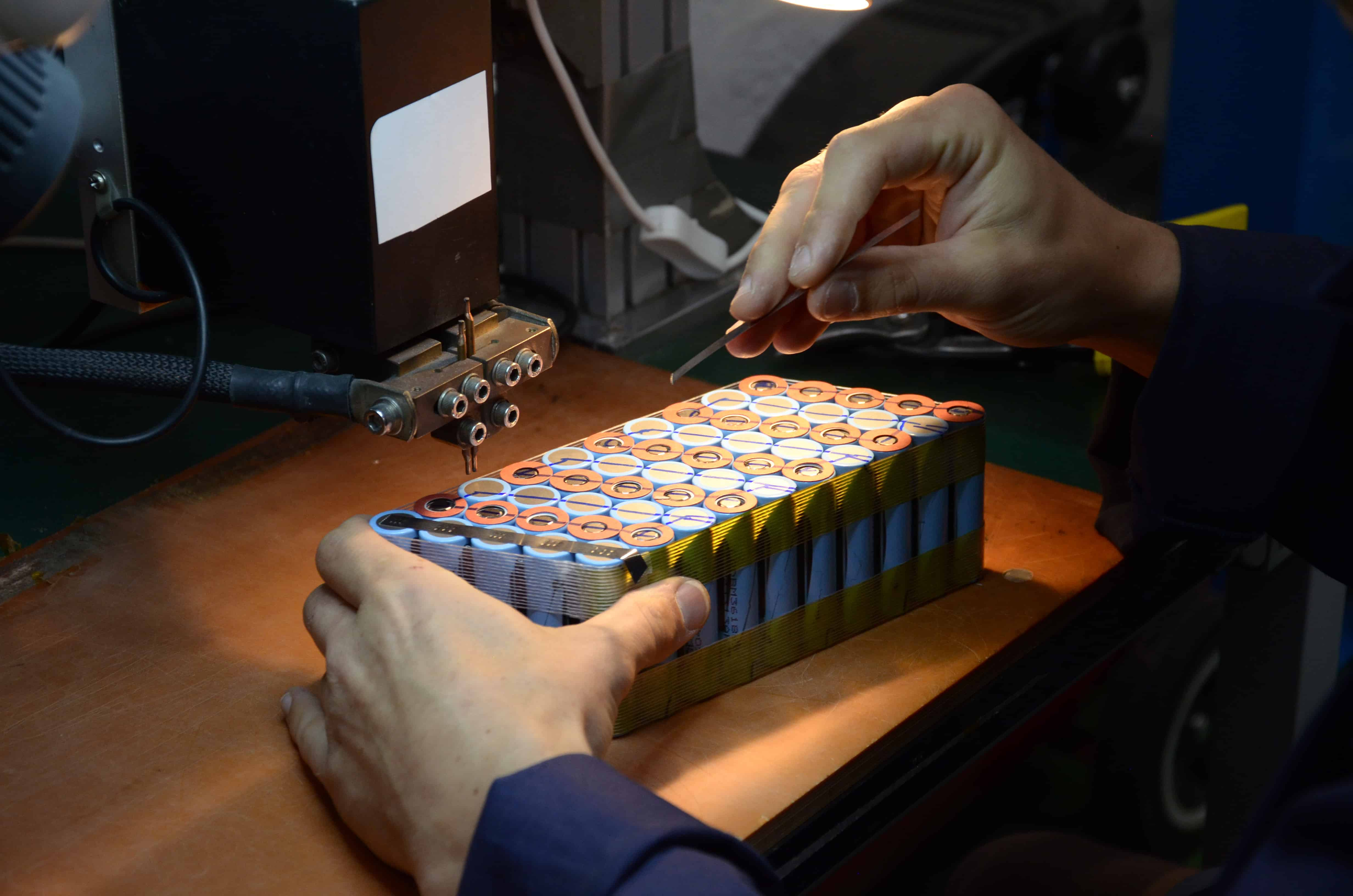 reconditionnement batterie velo